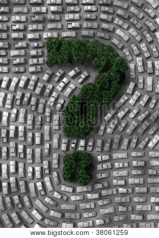 Car - Eco - Waste Problem
