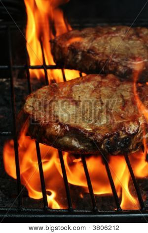 Barbeque Steaks