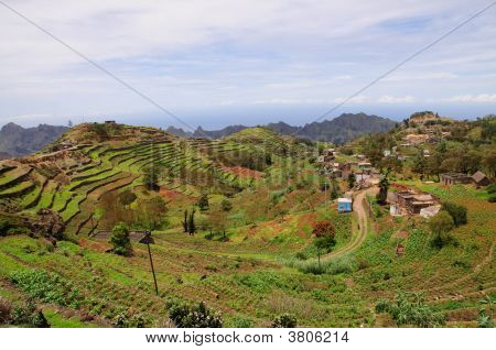 Village On The Mountain Top