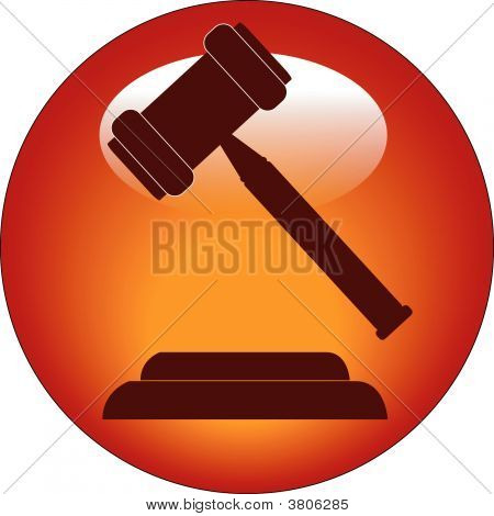 Button Gavel