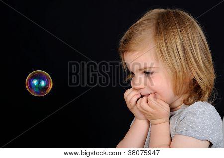 Varita de burbuja