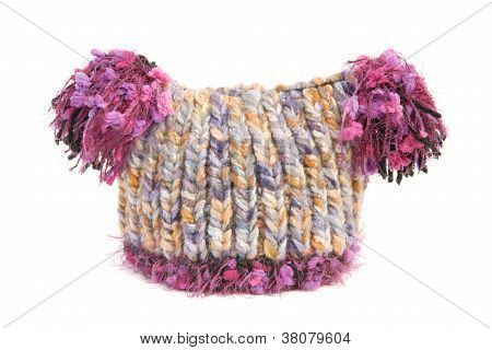 Wool hat for baby