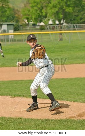 Baseball Pitcher #3