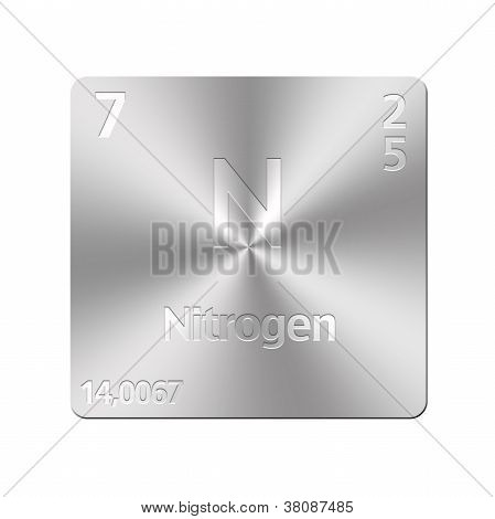 Nitrogênio.