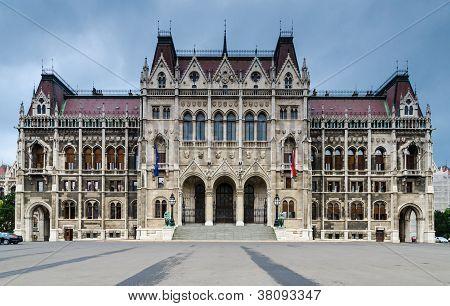Casa del Parlamento, Budapest