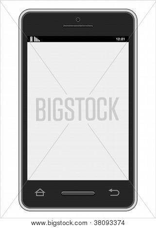 Vektor-smartphone