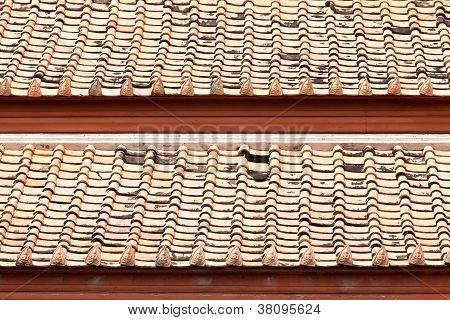 Modern Tiles Roof