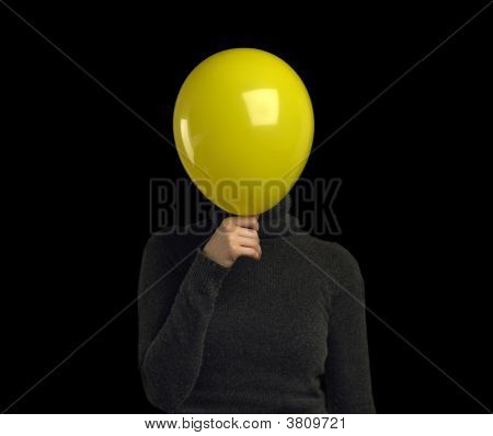 Cara de balão