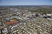 foto of 24th  - Campbell to Camelback along 24th Street from above - JPG