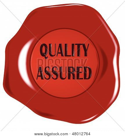Quality Assured Seal