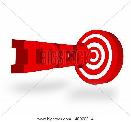 Idea hitting the right target