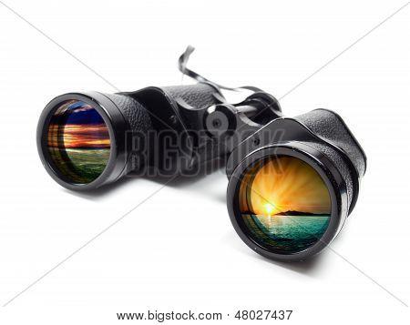 Conceptual Binoculars