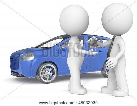 Buying A Car.