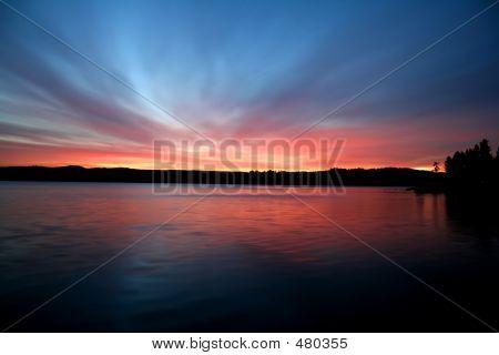 Hood Canal Sunrise