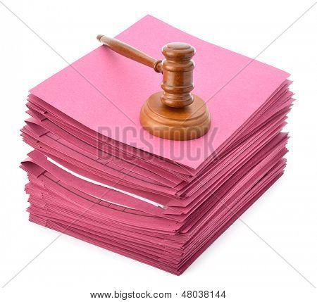 Justice Workload