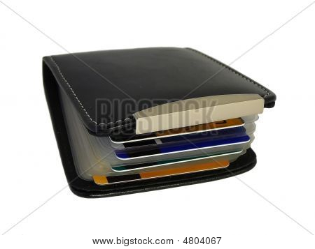 Credit Card Case With Card