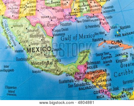 Global Studies - Mexico And Cental America