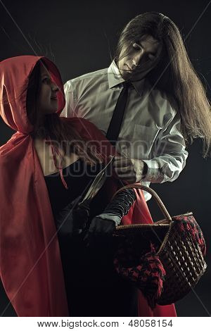 Dangerous Red Riding Hood