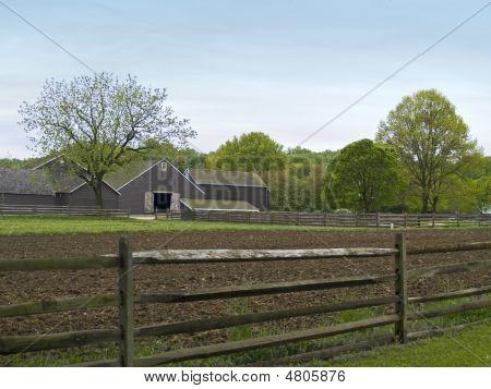 Historischen Bauernhof