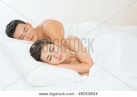 Sleeping Together