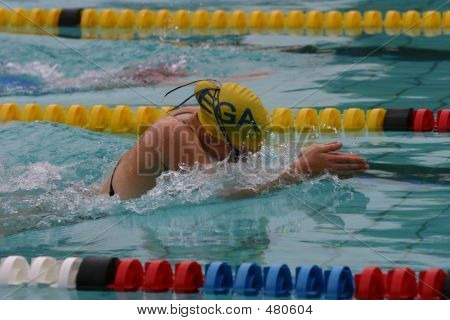 Breast Stroke