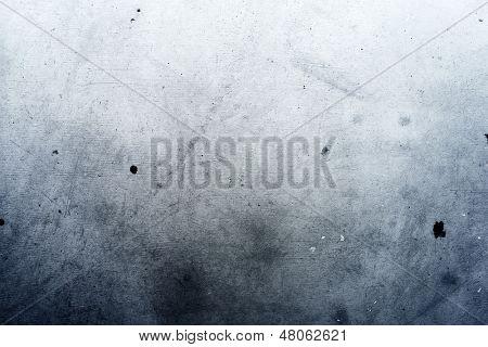 Nahaufnahme des groben blue textured Grunge hintergrund