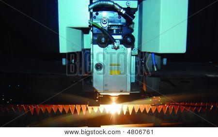 CNC-Laser-Cutter