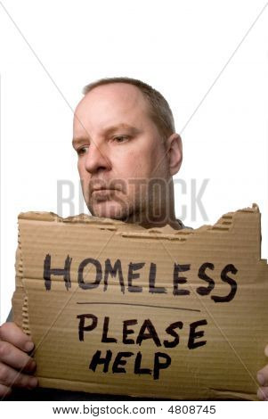 Homeless Man