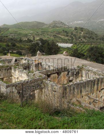 Preveli Ruins