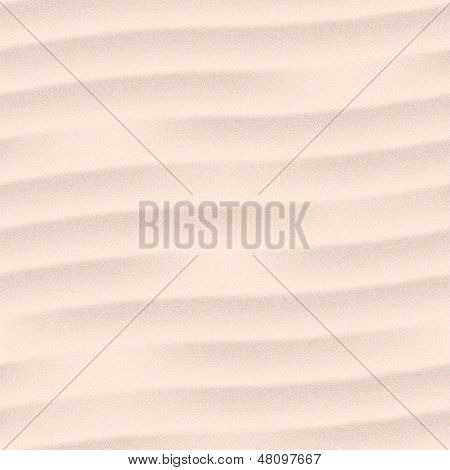 White sand beach.Seamless texture of sand beach. Sand background template.