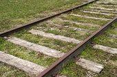 Abandoned Railroad 1