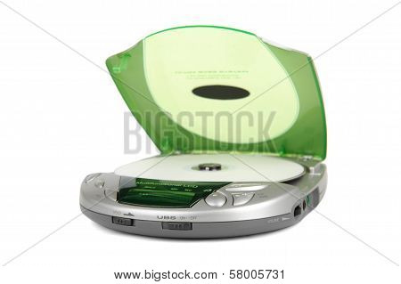 Portable Cd Player.