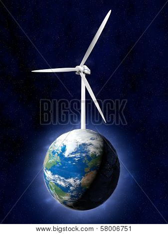 Earth Eolic
