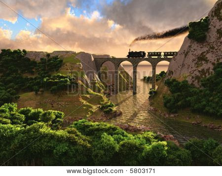 Bridge Landscape