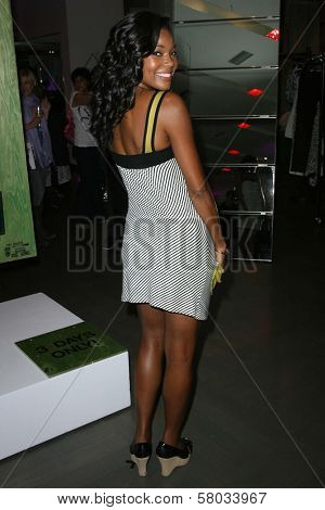 Gabrielle Union  at the Rogan For Target Debut at Barneys New York. Barneys New York, Beverly Hills, CA. 05-15-08