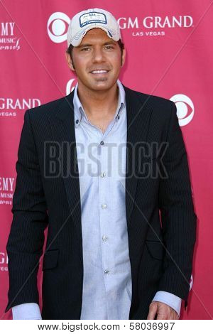 Rodney Atkins  arriving at The 43rd Annual Academy Of Country Music Awards. MGM Grand Hotel And Casino, Las Vegas, NV. 05-18-08