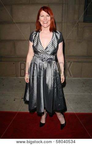 Kate Flannery  at the Summer Stars Party hosted by InTouch Weekly and ISH. Social Hollywood, Hollywood, CA. 05-22-08
