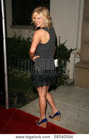 Arden Myrin  at the Summer Stars Party hosted by InTouch Weekly and ISH. Social Hollywood, Hollywood, CA. 05-22-08