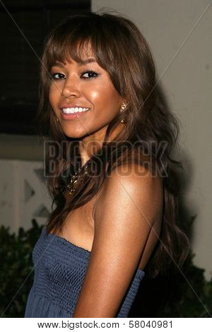 Amerie  at the Summer Stars Party hosted by InTouch Weekly and ISH. Social Hollywood, Hollywood, CA. 05-22-08
