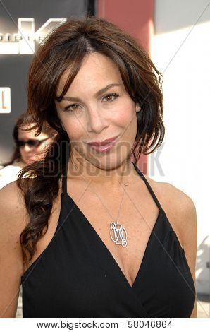 Christina Cabot  at the World Premiere of