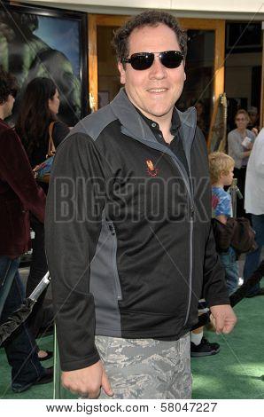 Jon Favreau  at the World Premiere of