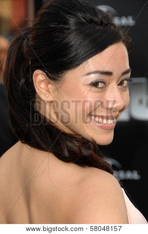 Aimee Garcia  at the World Premiere of