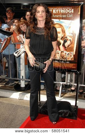Julia Ormond  at the world premiere of