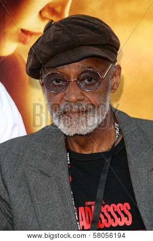 Melvin Van Peebles  at the World Premiere of