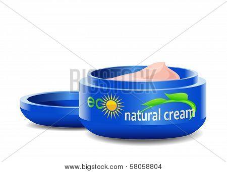 Cosmetic Cream.