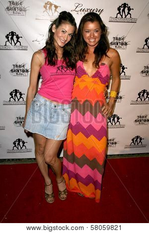 Patti Anna Harootian and Parvati Shallow  at