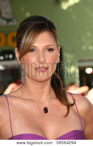 Daisy Fuentes at the World Premiere of
