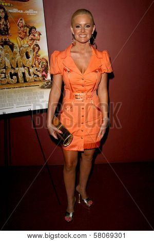 Katie Lohmann  at the Preview Screening of