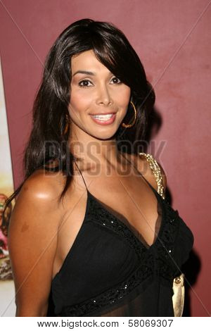 Delilah Vaniity Kotero  at the Preview Screening of