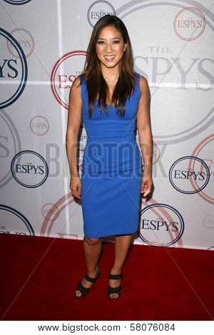 Michelle Kwan  at the 2008 ESPY's Giant Event. J Bar and Lounge, Los Angeles, CA. 07-15-08